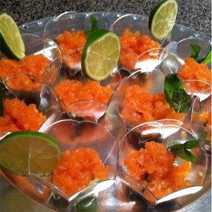 Mojito Tartar di Salmone
