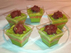 Mousse di Avocado